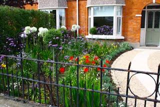 kreasi taman kecil depan rumah - inspirasi desain rumah