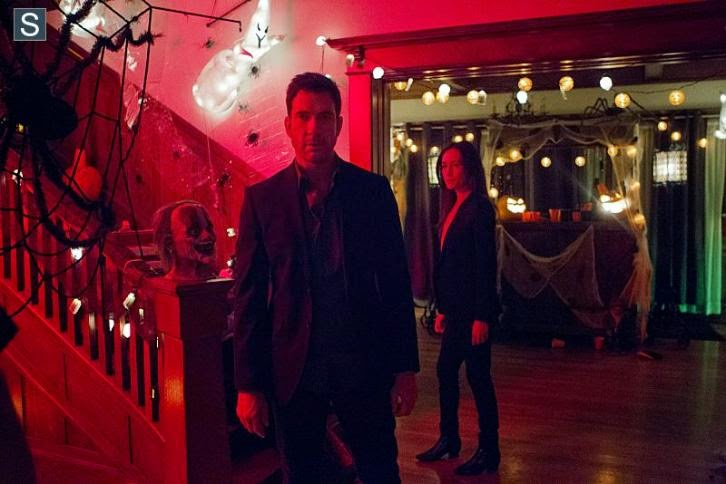 "Stalker - The Haunting - Preview and Teasers: ""A haunted house"""