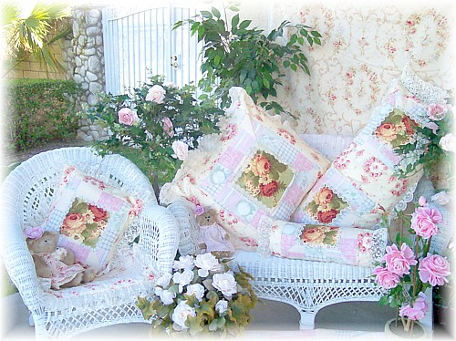 shabby chic conservatory i heart shabby chic. Black Bedroom Furniture Sets. Home Design Ideas