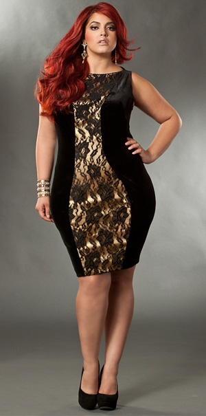 Carrie Otis Plus Size Model http://stylishcurves.com/fierce-friday-celebrating-plus-size-models-4/