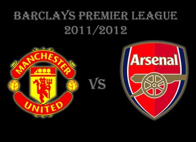 Manchester United vs Arsenal Barclays Premier League
