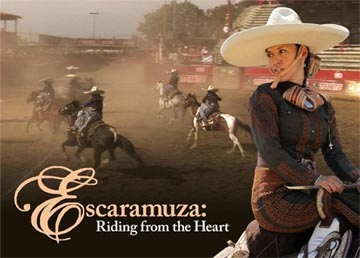 Documentary film by Pony Highway Productions run by Bill Yahraus and Robin Rosenthal about the US escaramuza team Las Azaleas from Perris, California, USA