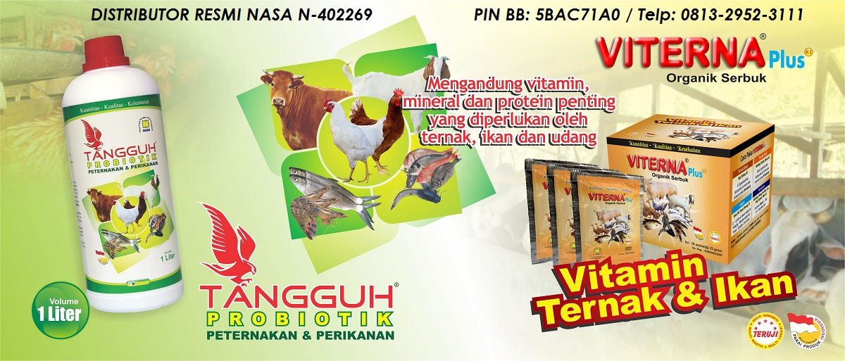 Jual Viterna Plus NASA