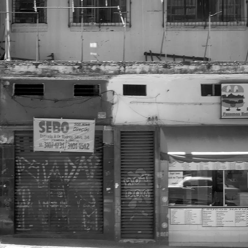 Hot Dog - Sebo - São Paulo - sp (216r)