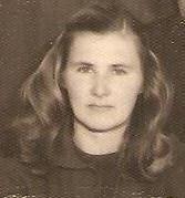Minha Mãe: MARIA BIESEK MILCHAREK
