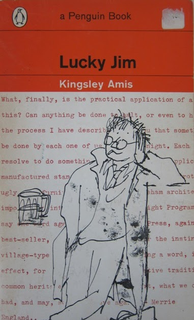 an analysis of the story lucky jim written by kingsley amis The purpose of this essay is to analyze and describe the principal topic of the masterpiece of well-known author kingsley amis and that are social issues which fair use social conflicts in amiss lucky jim english literature essay print reference this apa lucky jim was written in 1954.