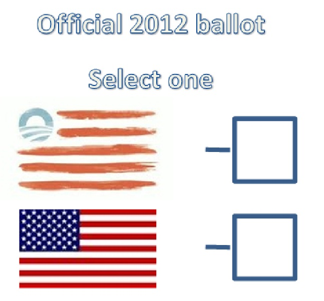 Blank Voting Ballot Template For Kids Election ballot in its new