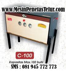 Mesin Penetas Sederhana : C100