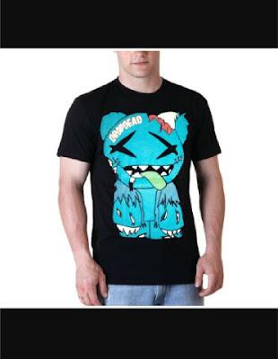T Shirt DropDead Anime Boneka