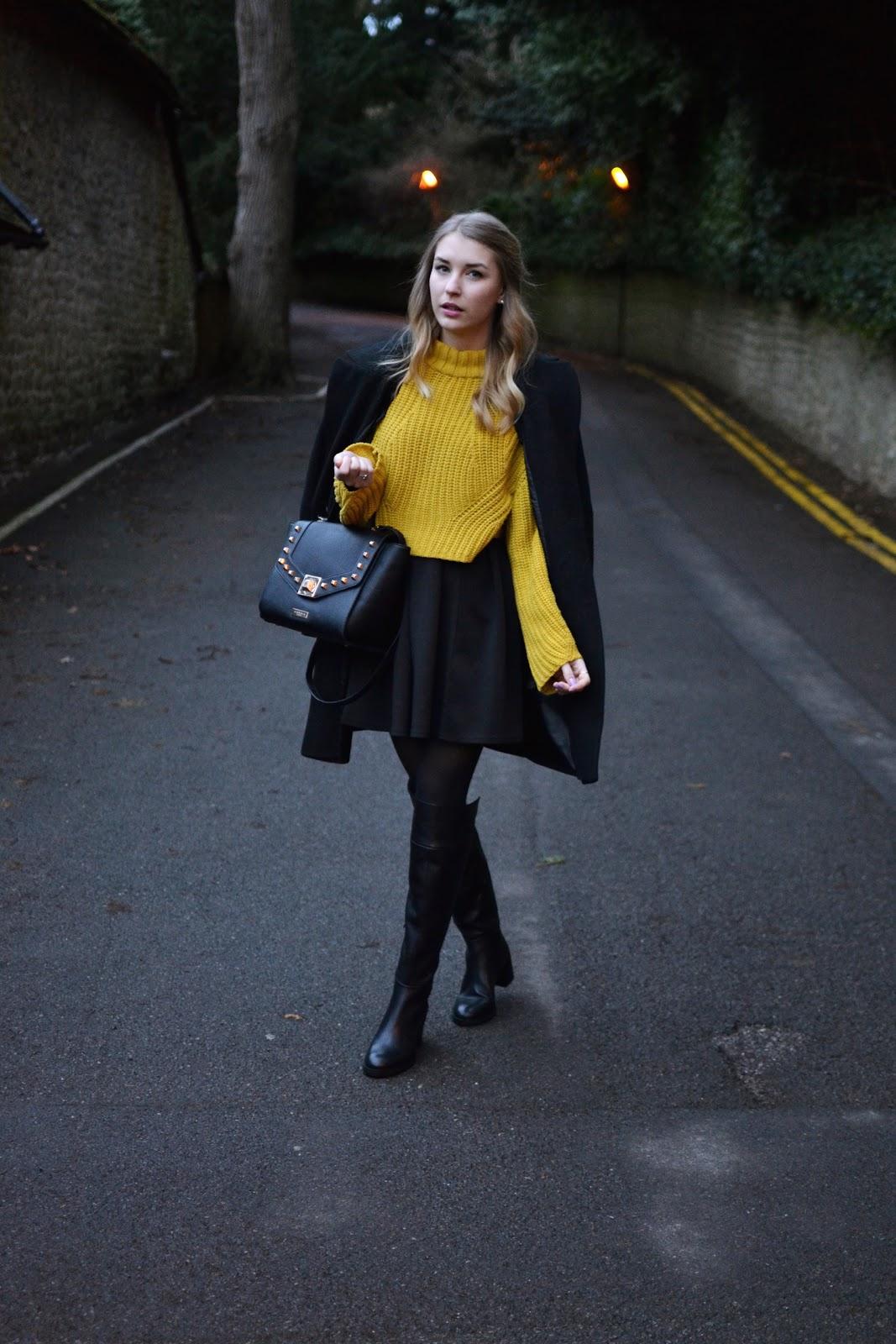 Luxembourg fashion blogger Kristiana Vasarina