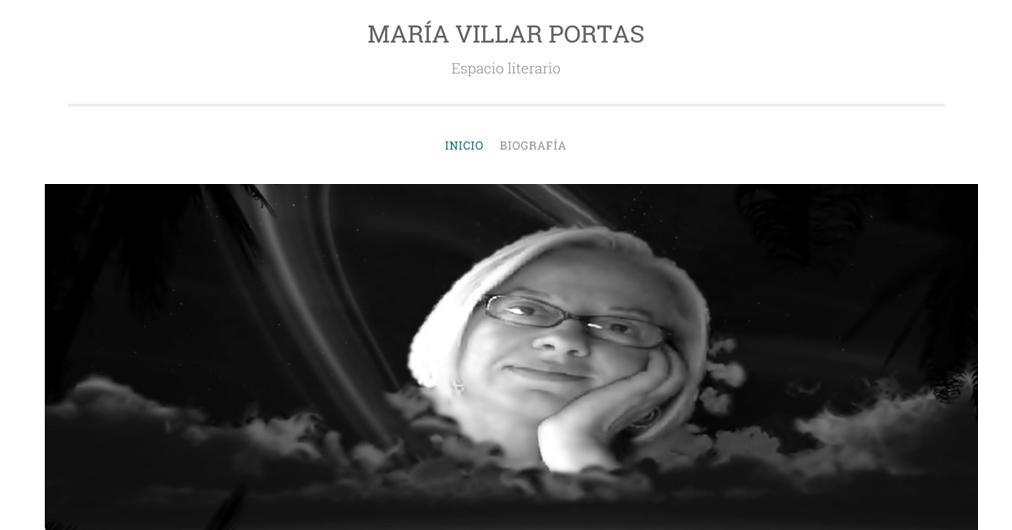 MARÍA VILLAR PORTAS EN WORDPRESS