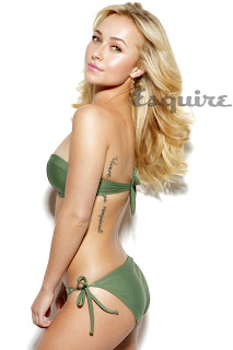 Hayden Panettiere For Esquire Magazine3