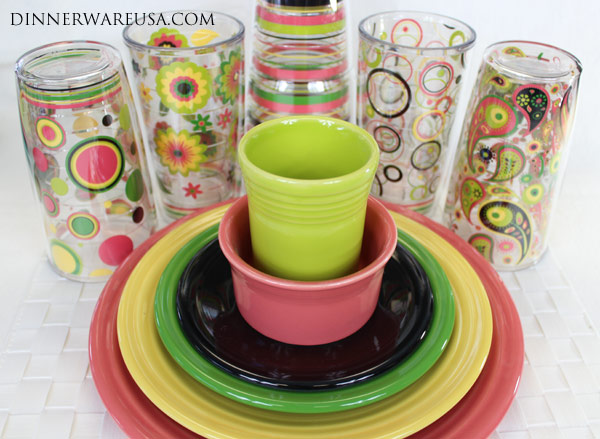Dr. Dinnerware & Dr. Dinnerware: Flamingo Fiesta Pictures - Our Favorite Fiestaware ...