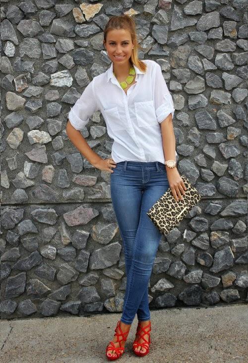 Qué vestir después de los 40 ABRIL Moda - imagenes de ropa de moda para mujeres de 40 años