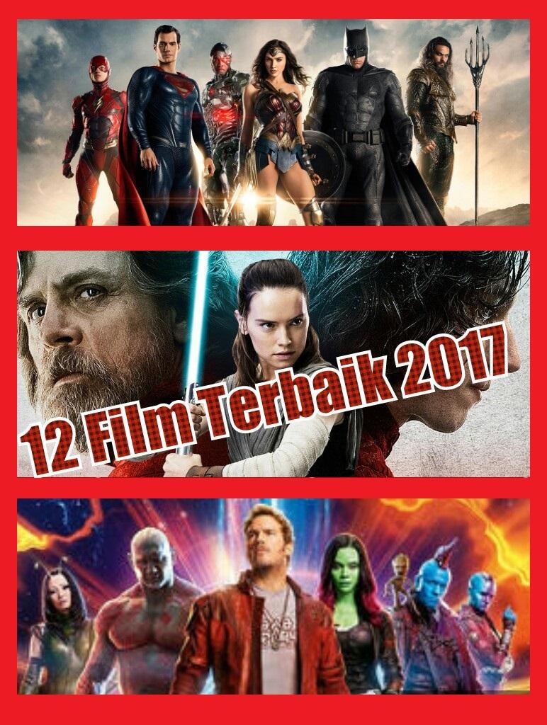 12 Film Terbaik 2017