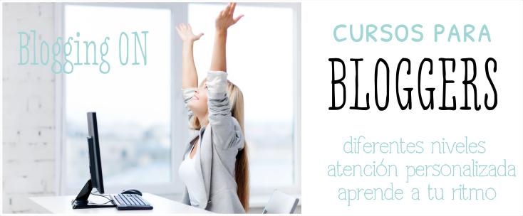 Promoción en Cursos para Bloggers por tiempo limitado