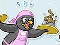 Jugar a Cafetería pingüina