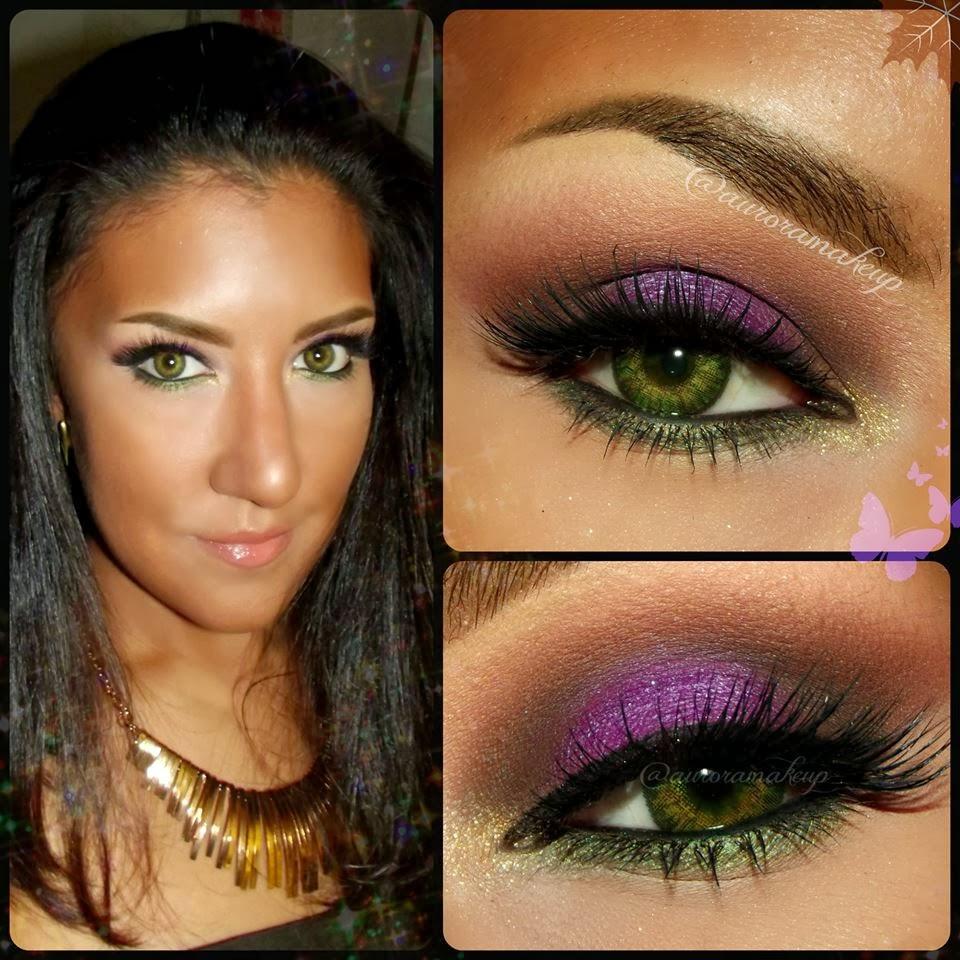 Лучшие макияжи глаз фото