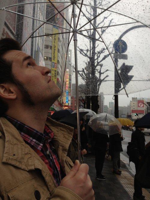 Rainy Akihabara