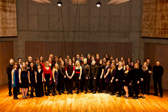 university of victoria vocal jazz ensemble