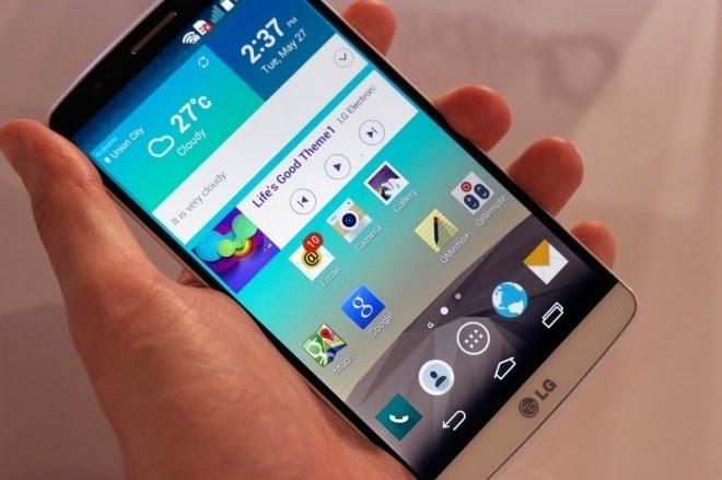 LG G3 Stylus, HP Android Spesifikasi Quad Core Harga 2,7 Juta