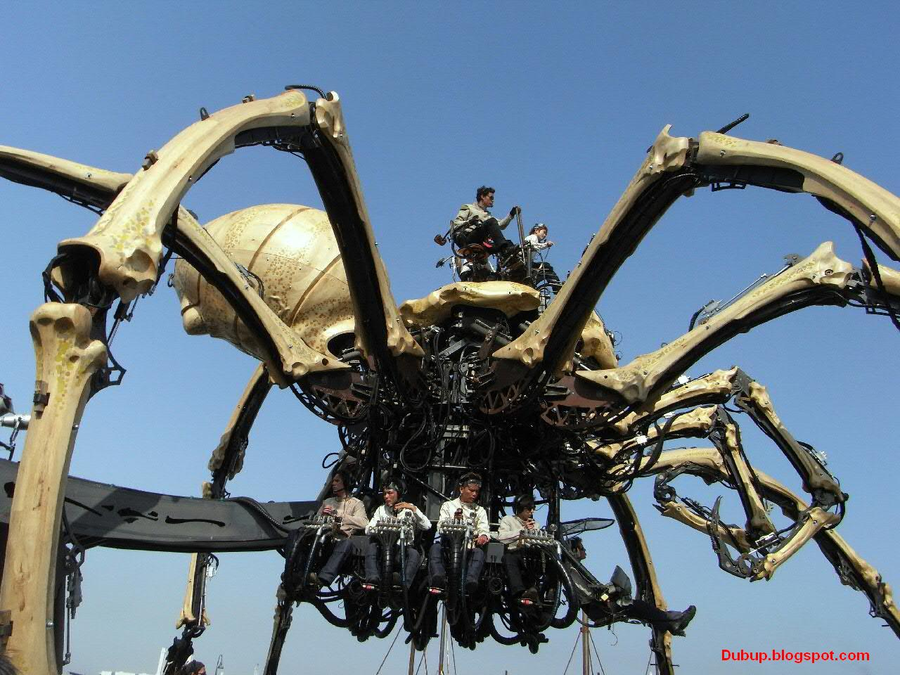 Dub Up : The Giant Spider