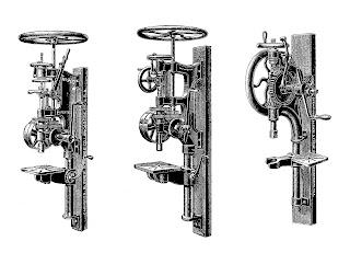 stock steampunk illustrations
