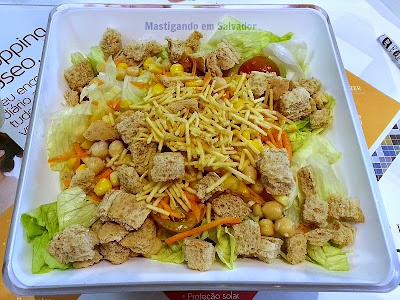 Mister Salad: Salada Veggie