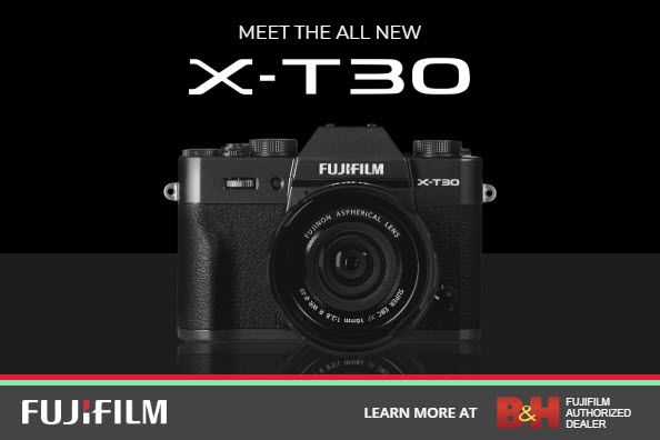 NEW FUJIFILM T-30 CAMERA