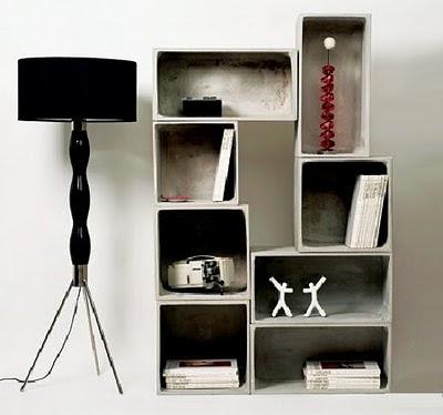 móveis em alvenaria