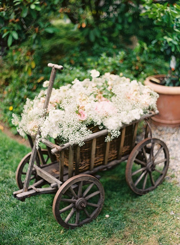 Flower Garden Ideas With Old Wheelbarrow old wheelbarrow as a planter - 15 great ideas | diy fun world