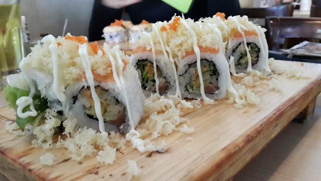 takarajima resto. takarajima restaurant. takarajima depok. takarajima sushi. takarajima margonda. takarajima menu. insomnia roll. sushi