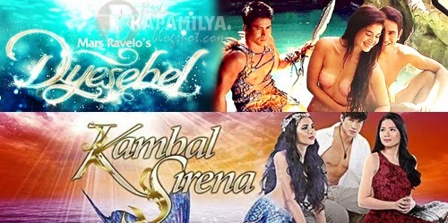 Poll: Dyesebel vs Kambal Sirena | Which is the better mermaid series?