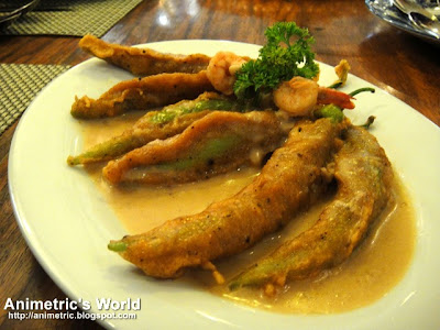 Bicol Express at Adarna Food and Culture