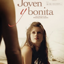 Poster Jeune & Jolie 2013
