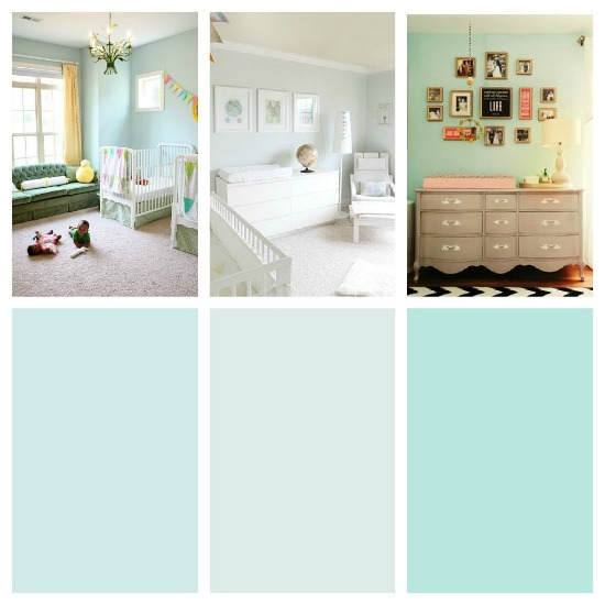 edit choosing a paint color for the nursery