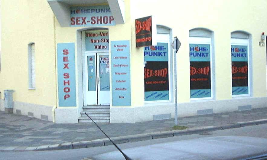 irrgarten hannover super sexshop