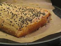 Miso baked salmon recipe