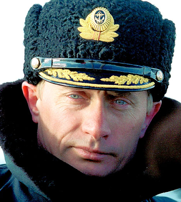 PETITE & PETTY PUTIN, GOES PUERILE WITH FOREIGN POLICY TRUST?