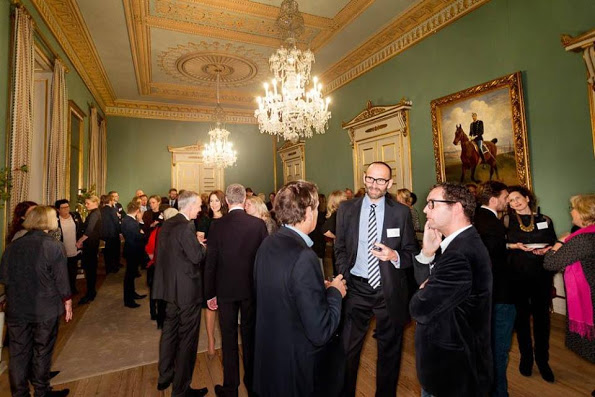 Princess Mary Hosted The Mary Foundation's Christmas Reception
