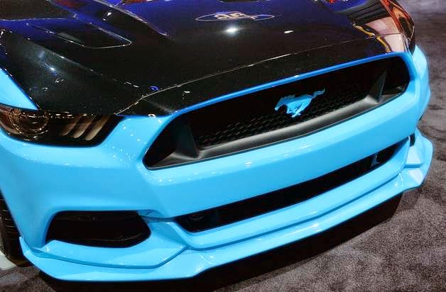 2015 Mustang GT By Petty Garage