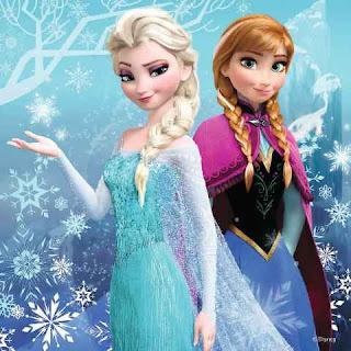 Gambar Elsa dan Anna Frozen wallpaper 2