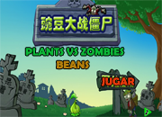 juegos plants vs zombies beans