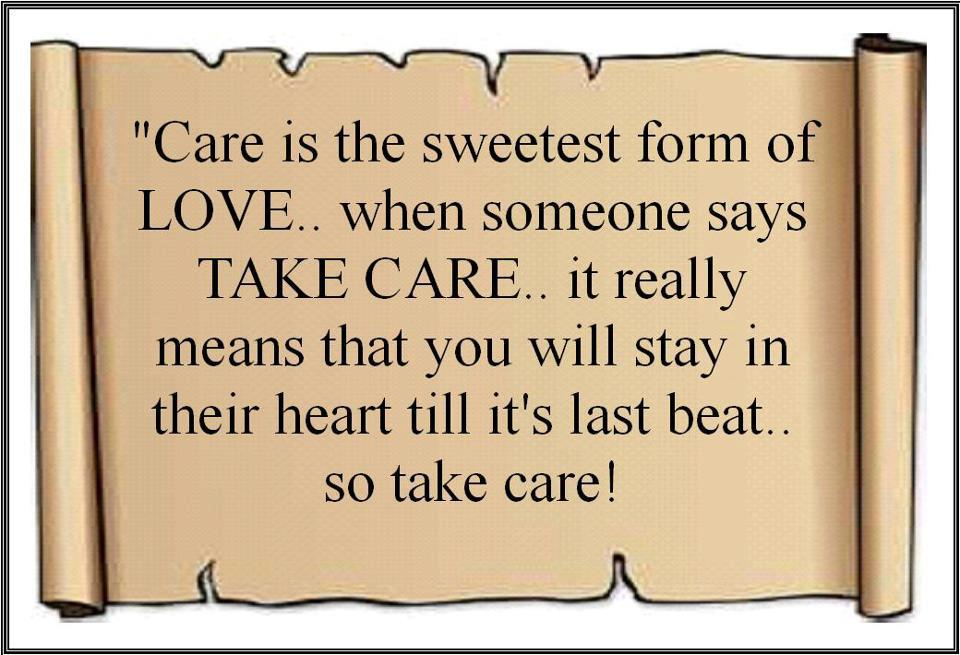 Quotes About Love N Care : Email This BlogThis! Share to Twitter Share to Facebook Share to ...