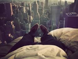 Mi mundo bajo mis pies.