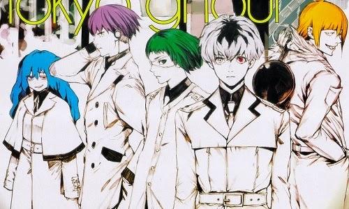 Apa itu Quinx di Tokyo Ghoul Season 3