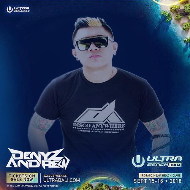 UMF Bali 2016