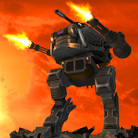 Walking Robots War apk data