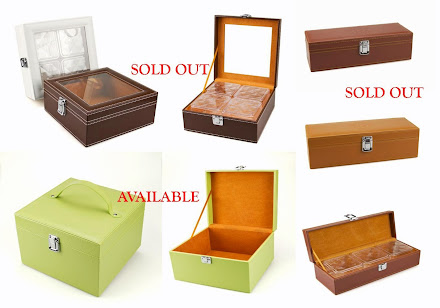 HAMPER BOXES (PU Leather)