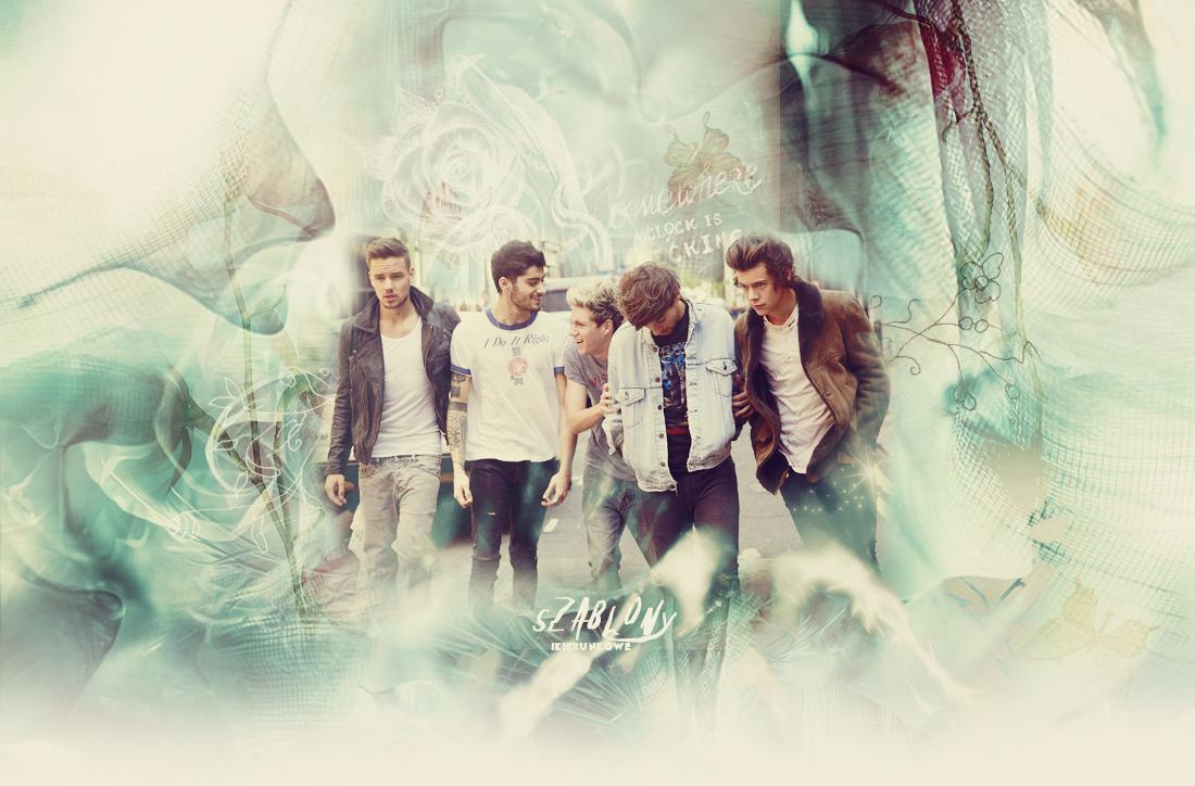 Szablony z One Direction ¹ᴰ